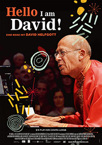 Plakat 'HELLO I AM DAVID!'